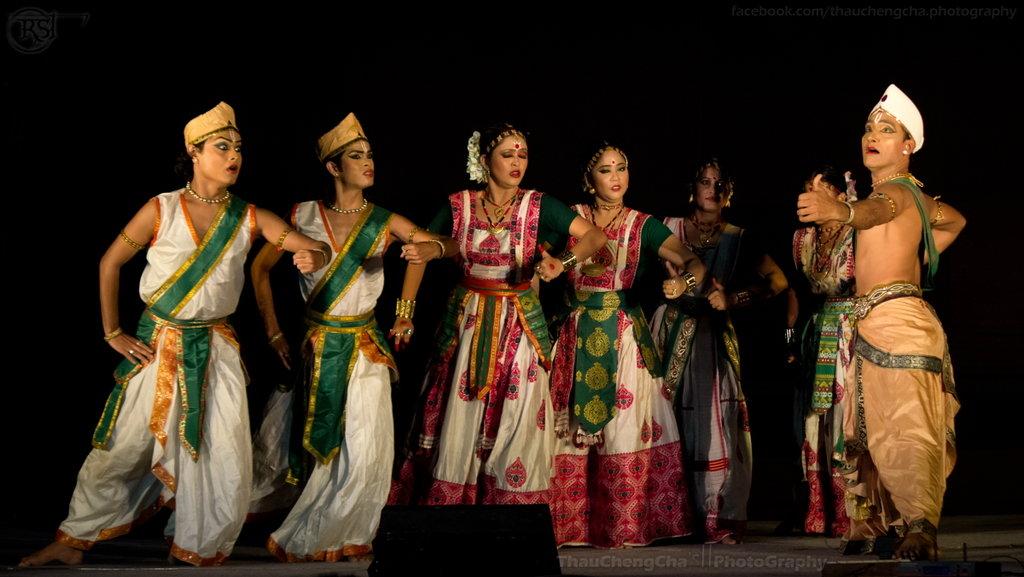 Performance by Borish Dutta
